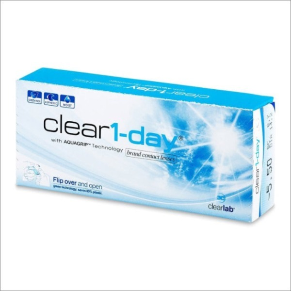 CLEAR 1-DAY