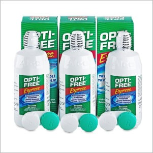 OPTIFREE EXPRESS 3 x 355ML