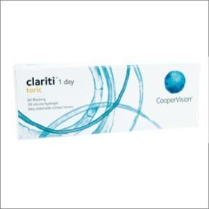 CLARITI 1 DAY TORIC