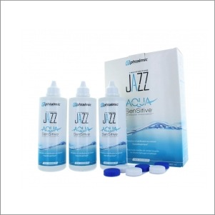 JAZZ AQUA SENSITIVE 3 x 350 ML
