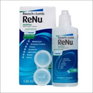RENU MULTIPLUS SOLUTION FLIGHT 1 x 120ML
