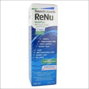 RENU MULTIPLUS SOLUTION FLIGHT 1 x 360ML