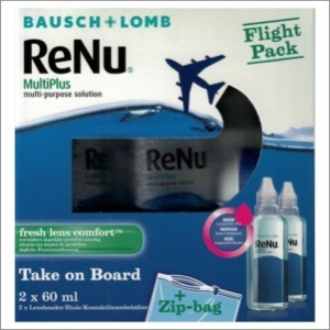 RENU MULTIPLUS SOLUTION FLIGHT 2 60ML