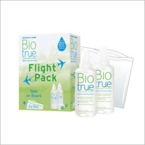 Biotrue Flight Pack, 2x 60ml