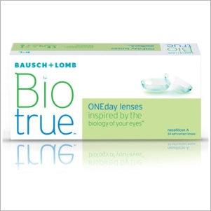 Biotrue Oneday Sferisch 30 pack